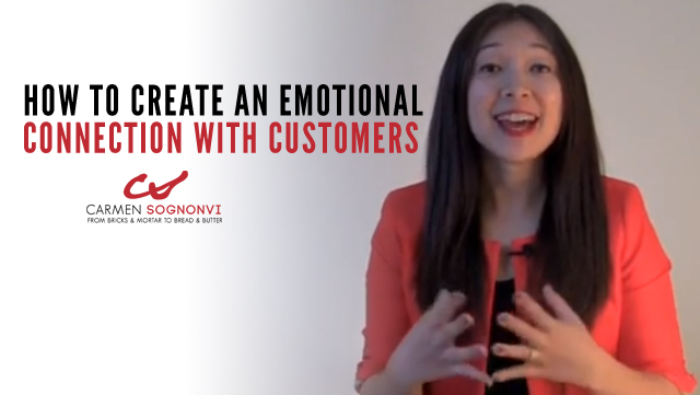 Steal This Idea: Create an Emotional Connection With Your Customer