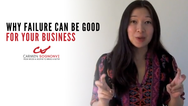 Why Failure Can Be Good for Your Business