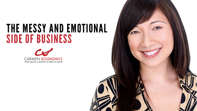 The Messy and Emotional Side of Business