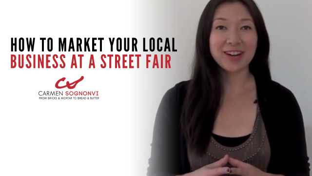 The 7 Do's and Don'ts of Marketing Your Local Business at a Street Fair