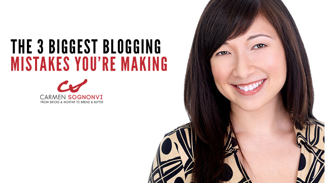 The 3 Biggest Blogging Mistakes That Are Ruining Your Local Business's Blog (Webinar Recording)