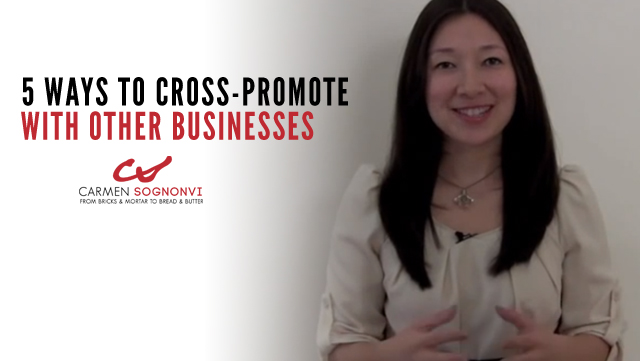 Stretch Your Marketing Dollar: 5 Ways to Cross-Promote With Other Local Businesses