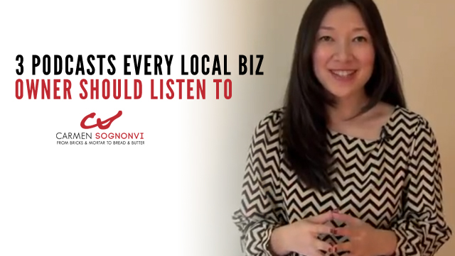 3 Podcasts Every Local Business Owner Should Be Listening To