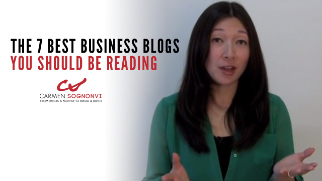 The 7 Best Business Blogs Every Local Business Owner Should Be Reading