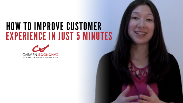 How to Improve Customer Experience in Just 5 Minutes