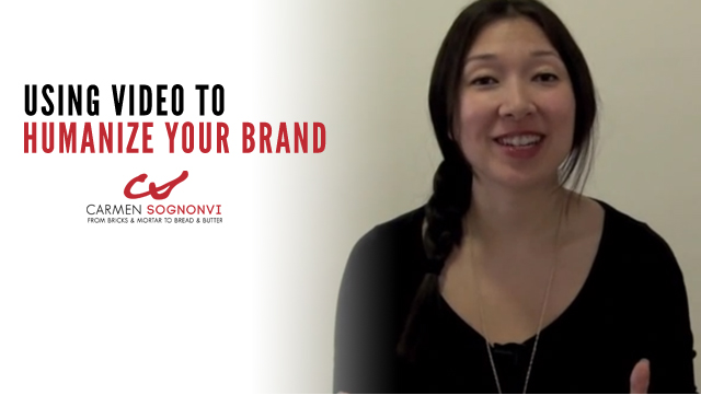How to Use Video to Humanize Your Brand