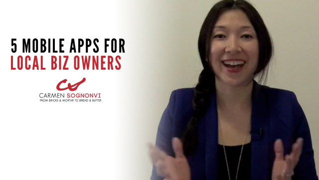 5 Mobile Apps Local Business Owners Should Be Using