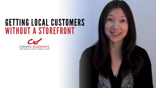 How to Get Local Customers Even If You Don't Have a Storefront