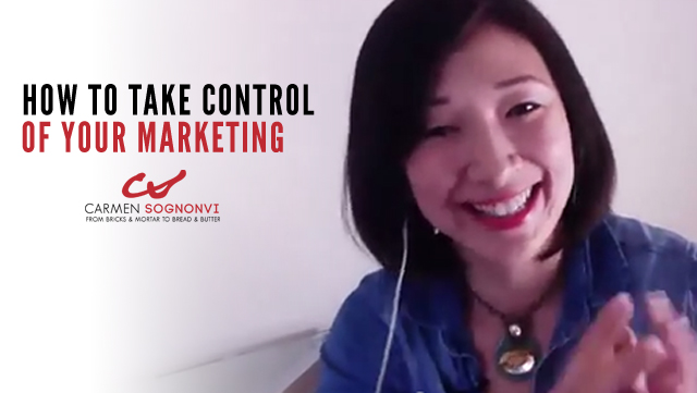 Take Control of Your Marketing