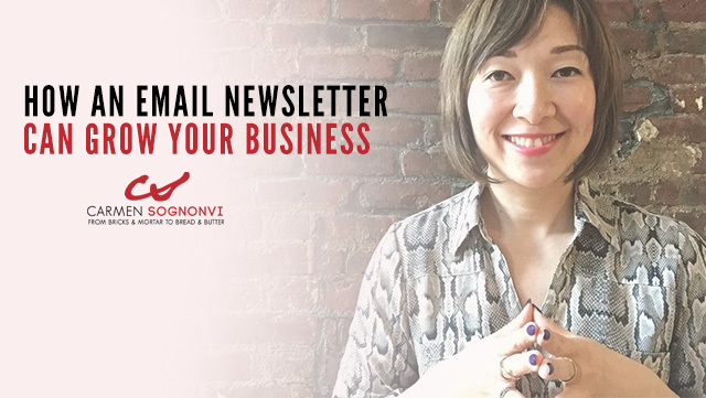 Email Newsletter Tutorial